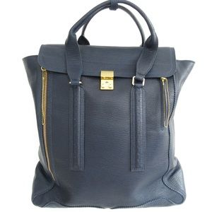 NWT auth 3.1 PHILLIP LIM leather TOTE BAG $1250